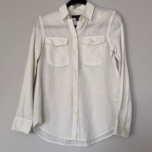 Banana Republic Soft Wash Button Down Shirt